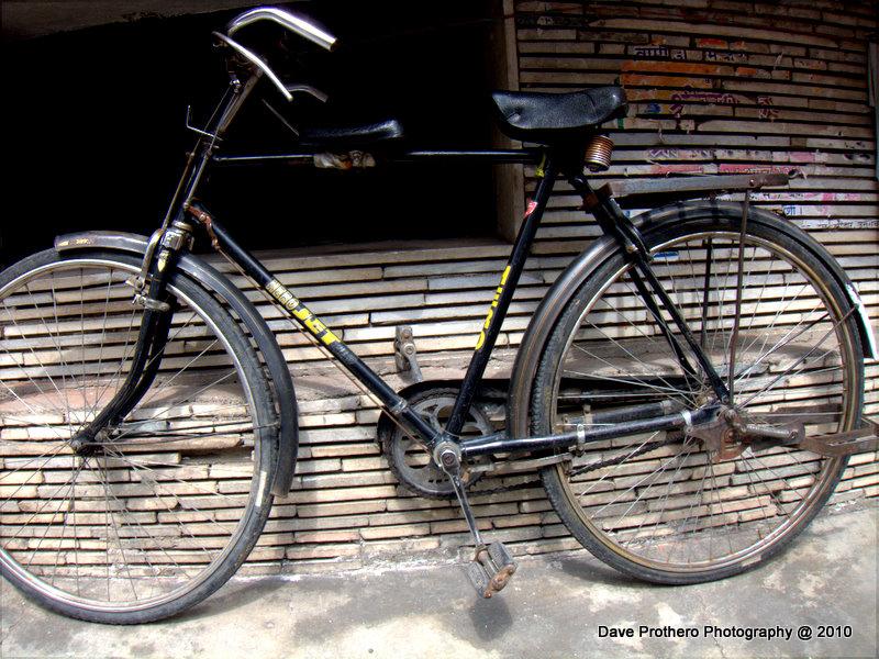 Classic Rishikesh Bike