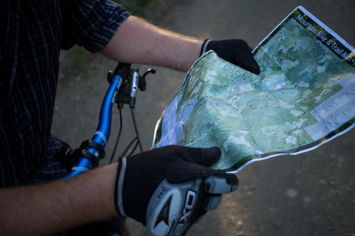 Route checking, great maps